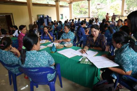 Evaluasi Desa ke 3 tingkat kecamatan