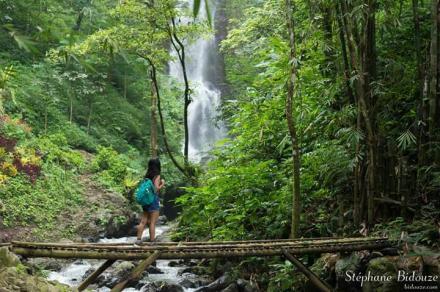 Objek Wisata Labuhan Kebo Waterfall