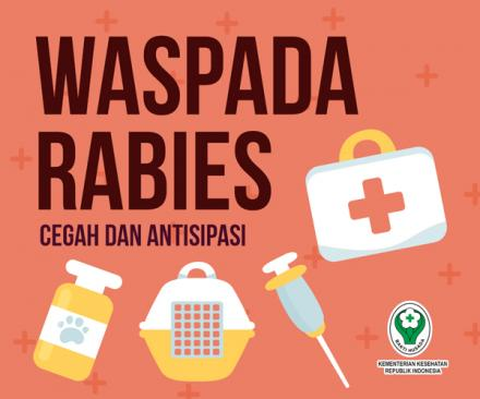 15 Juni 2018 - Jadwal Vaksinasi Massal Rabies di Banjar Dinas Unusan