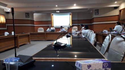 Rapat Koordinasi Pengelolaan dan Pemanfaatan Jaringan Internet Desa