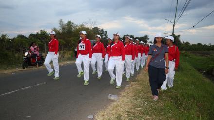 Selamat kepada PKK Desa Gobleg telah berhasil meraih Juara III dalam Lomba Gerak Jalan HUT RI KE 73