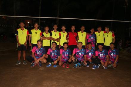 Saksikan Final Bola Voli Porsenides Desa Gobleg 1 September 2018
