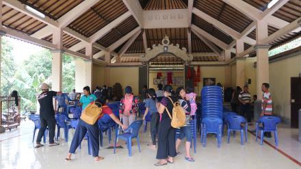 Saksikan Beramai-ramai Pementasan BONDRES RARE KUAL dalam acara Penutupan Porsenides Desa Gobleg