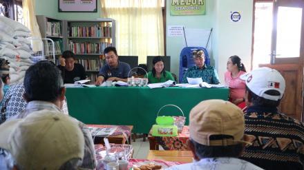 Rapat Koordinasi persiapan pengamprahan dana BKK Provinsi 2019