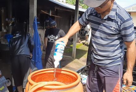 Tips mudah membuat larutan Disinfektan sendiri dirumah